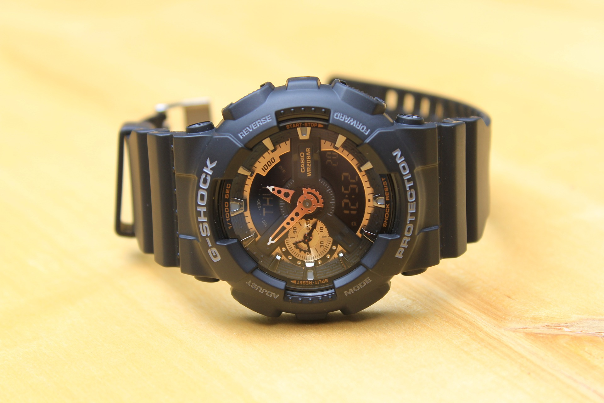 Stoere nieuwe horloges van G-shock